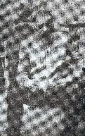 Последња фотографија Боре Станковића