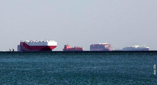 Više od 150 brodova čeka da prođe kroz Suecki kanal