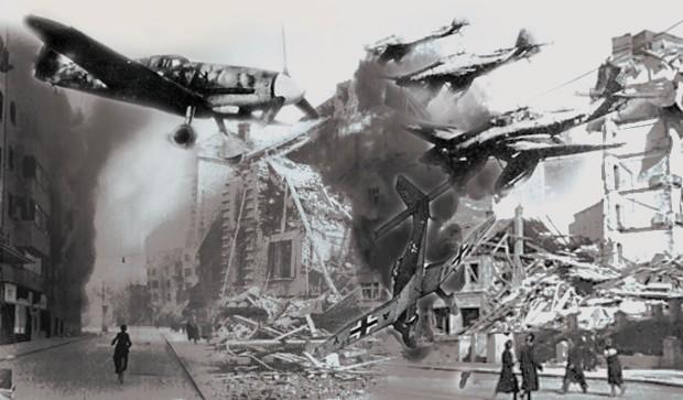 Osamdeset godina od nemačkog bombardovanja Beograda