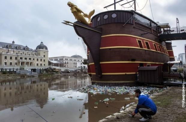 Skoplje demontira vardarsku mornaricu