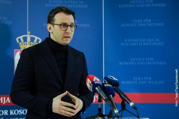 Petković: Osmani i Kurti da prevaziđu antisrpsku opsesiju
