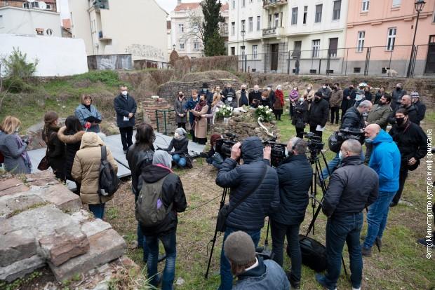 Dana sećanja na stradanje NBS u nacističkom bombardovanju Beograda 1941. godine