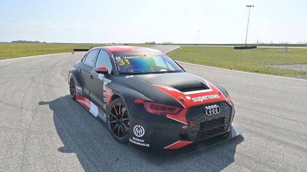 Audi RS3 LMS TCR Mikice Vesnića