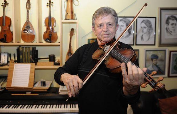 Milutin Popović Zahar - kompozitor i violinista