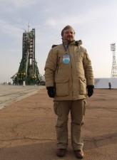 Dragan Bisenić u Bajkonuru