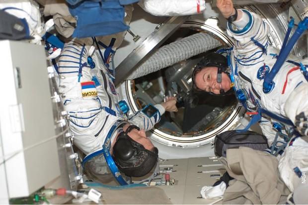 Kondratjev i Koleman u Sojuzu