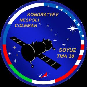 Logo Sojuza TMA-20
