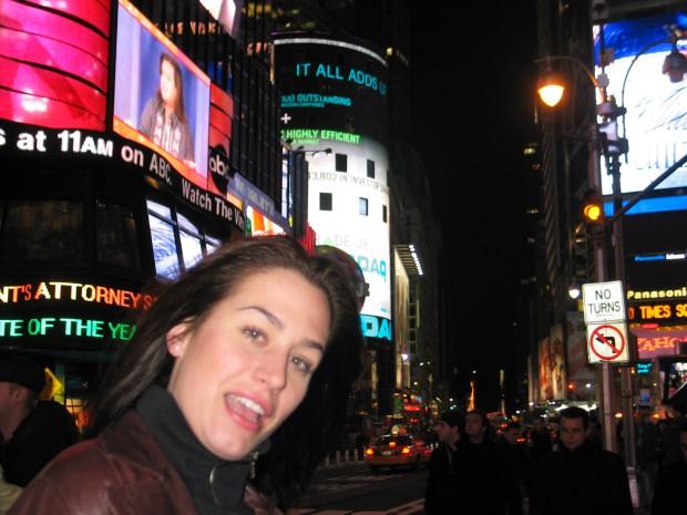 Божић у Њујорку
