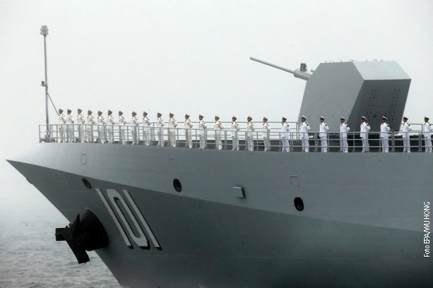 Razarač kineske mornarice Tipa 055