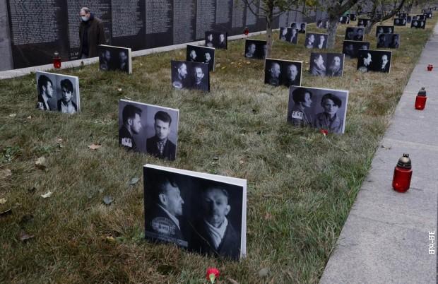 Меморијални врт у Бутову посвећен стаљинистичким жртвама