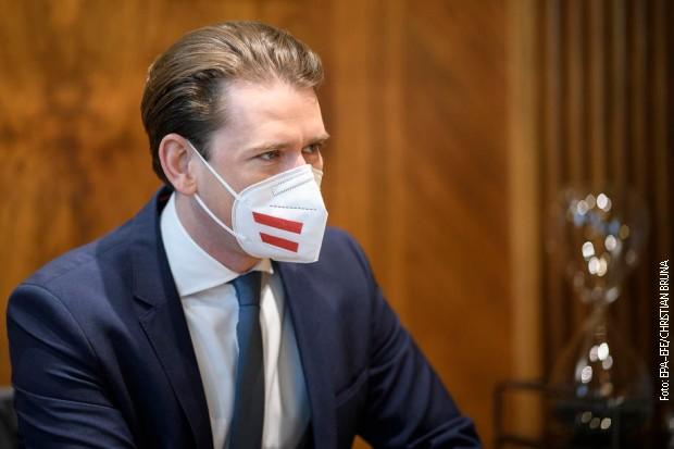Kurc je u intervjuu ORF-u rekao da se ne oseća krivim