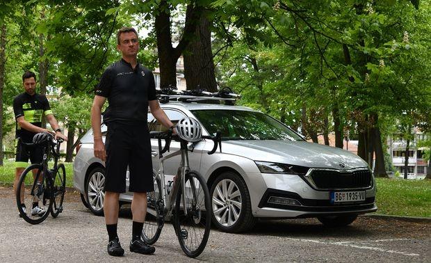 Patrola biciklima