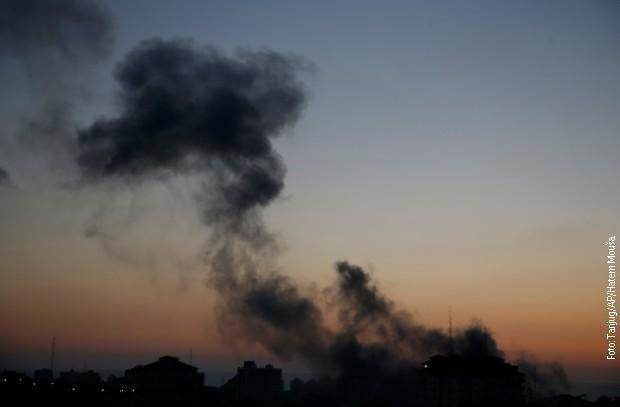 Vazdušni napadi na Gazu