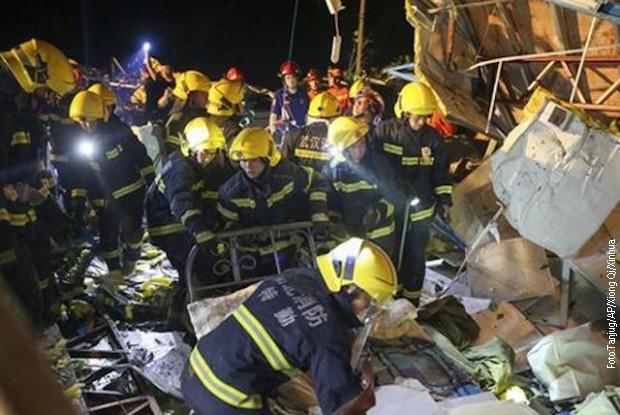U dva tornada u Kini najmanje10 poginulo, više od 300 povređeno
