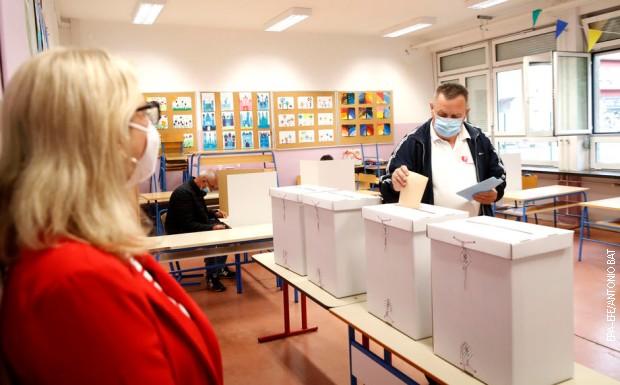 Lokalni izbori u Hrvatskoj su održani juče
