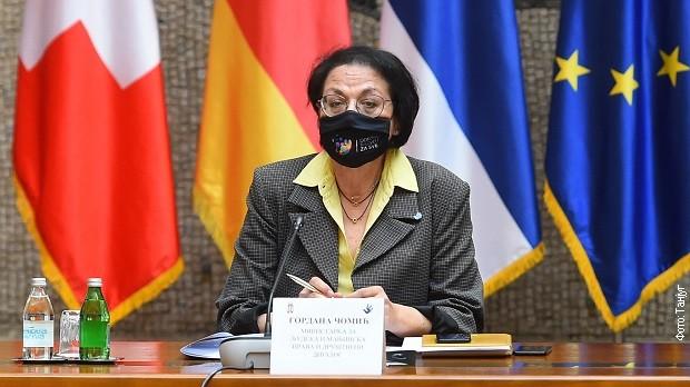 Gordana Čomić (arhivska fotografija)