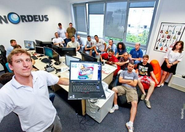 Екипа Нордеуса 2010.
