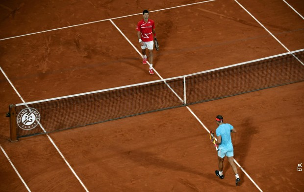 Đoković i Nadal, sledi 58. duel dva velikana