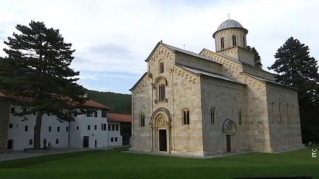 Petković čestitao slavu manastiru Visoki Dečani