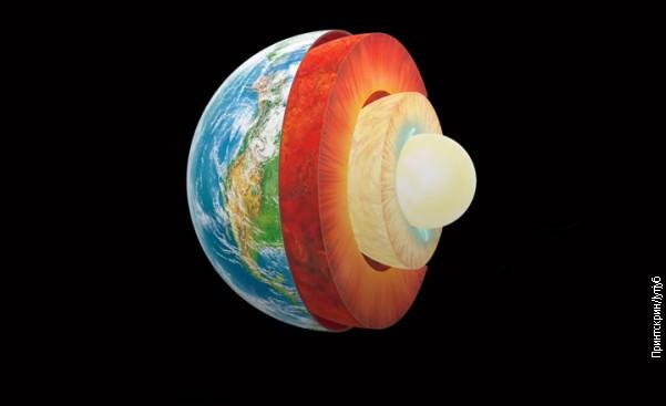 Misterija u središtu naše planete