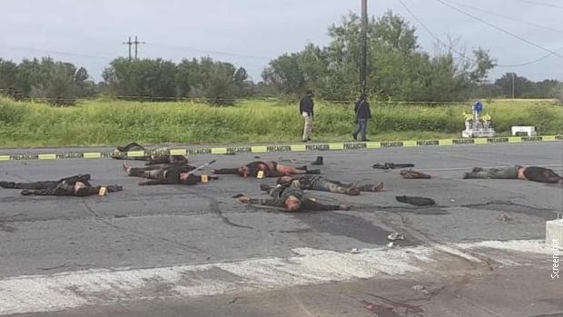 Novi masakr u Meksiku, tela razbacana po auto-putu