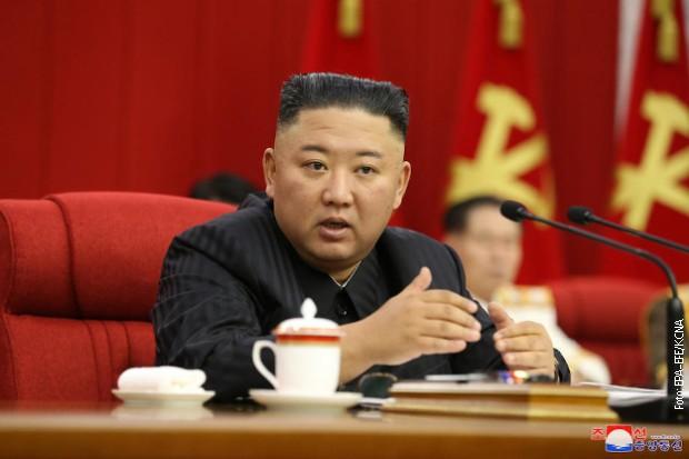 Težak incident sa koronavirusom u Severnoj Koreji, Kim Džong Un smenio visoke zvaničnike