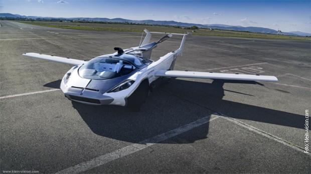 ErKar je pravi automobil - i to leteći