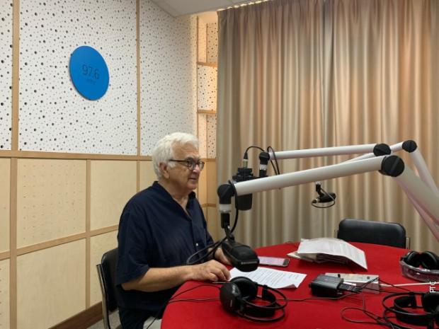 Publicista i rok kritičar Žikica Simić