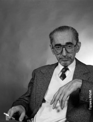 Борислав Пекић, 1991.