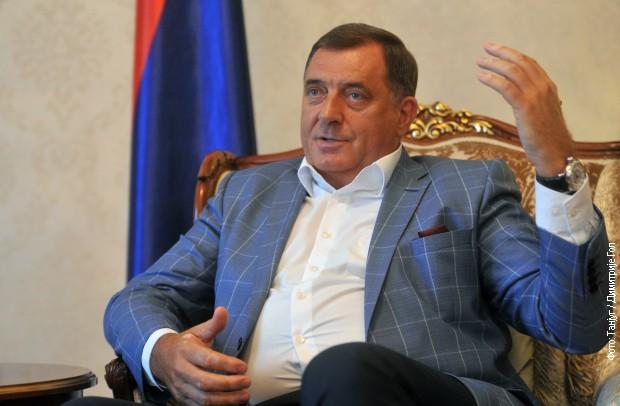 Dodik: Zukorlić nastoji da održava tenzije koje su nepotrebne