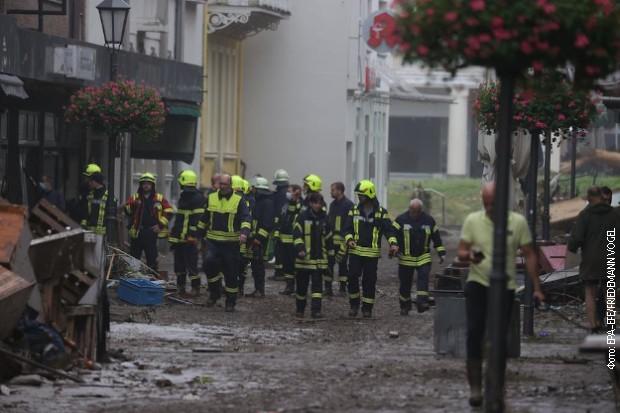 Konzul Radovanović: U poplavama u Nemačkoj nema stradalih državljana Srbije