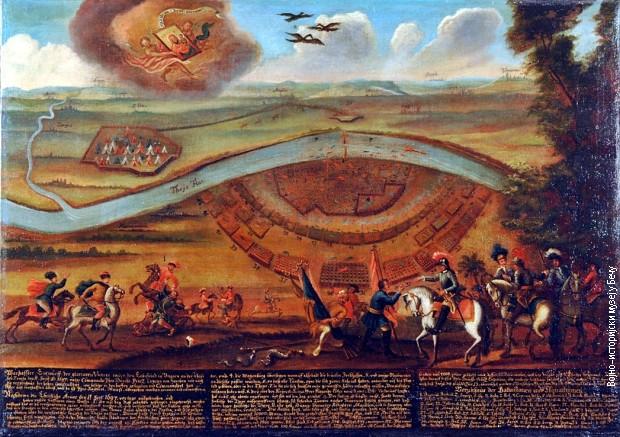 Битка код Сенте, 1697.