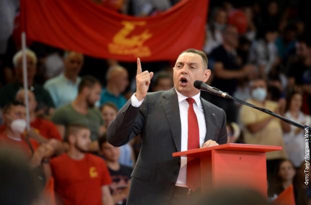 Vulin pozvao Vučića da se opet kandiduje za predsednika Srbije