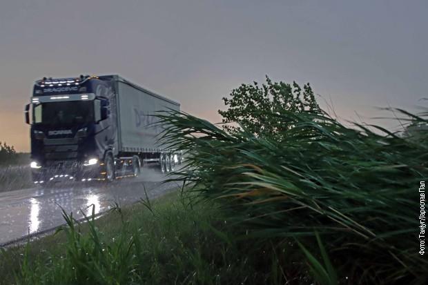 Pažljivo vozite kad je jaka kiša