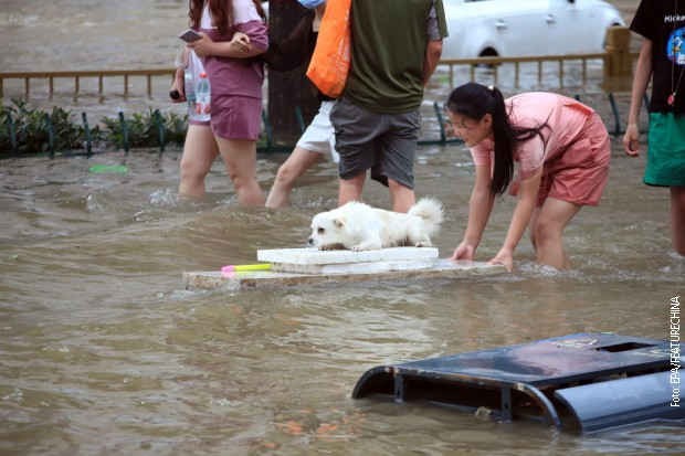 Poplave u Kini