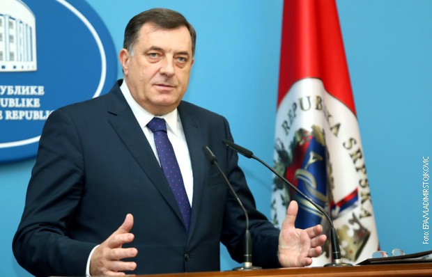 Dodik: Republika Srpska odbacuje odluku Valentina Incka