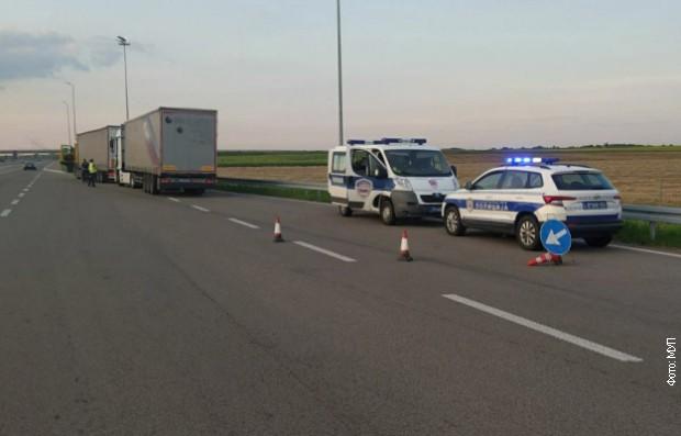 Vozač kamiona iz Turske 19 sati neprekidno bio za volanom