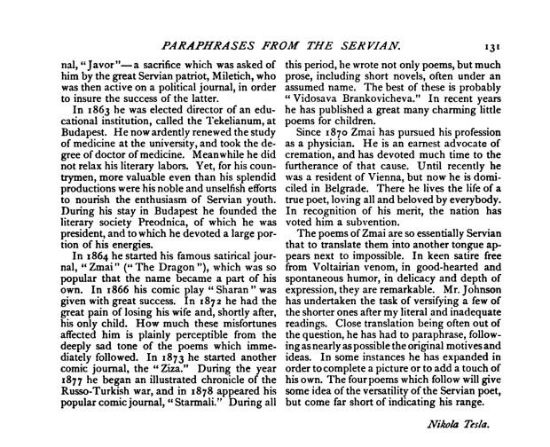 Century Magazine, 1. мај 1894