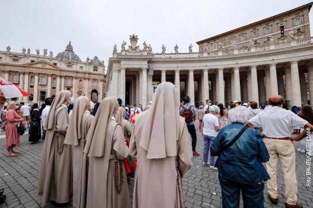 Počinje suđenje veka u Vatikanu
