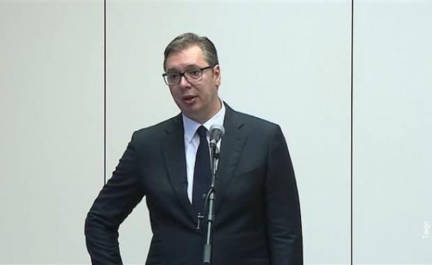 Vučić: Tri važna sporazuma u Skoplju, nadam se racionalnom rešenju problema u BiH