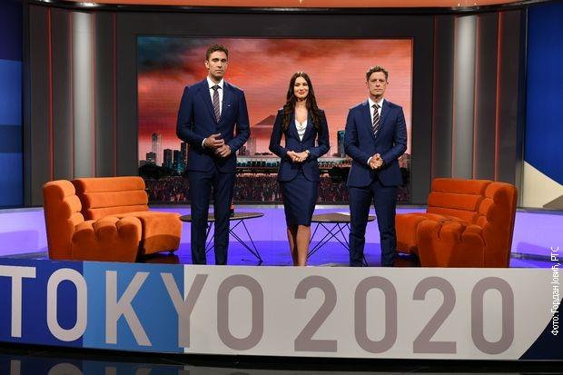 Olimpijsko popodne, Stefan Popović, Dragana Kosjerina i Aleksandar Stojanović