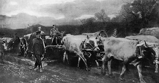Путовање краља Петра преко Албаније