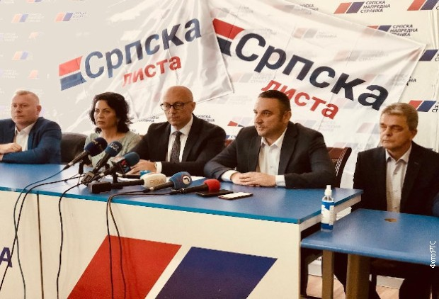 Rakić: Kandidatura Stojanovića pokušaj podele srpskog naroda