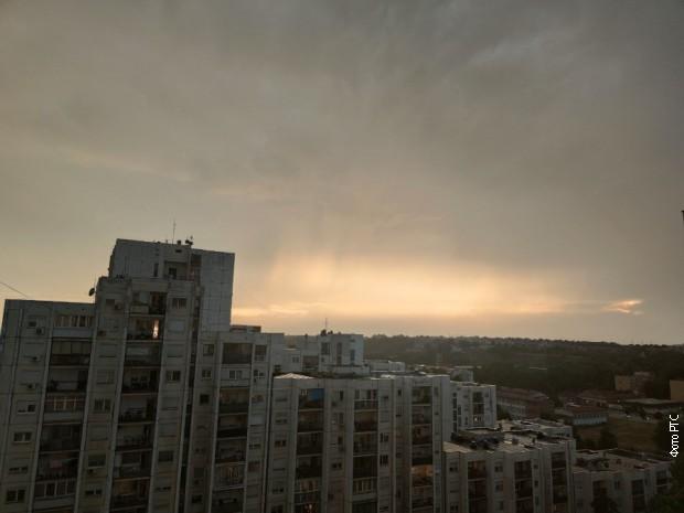 Oblačna sreda