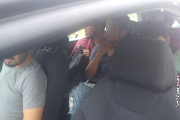 Državljanin Srbije uhapšen zbog krijumčarenja Sirijaca