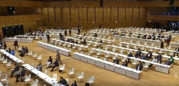 Svetska konferencija predsednika skupština završena u Beču, usvojena zajednička deklaracija