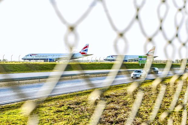 Britiš Ervajz je saopšio da je let London-Glazgov bio gasno neutralan