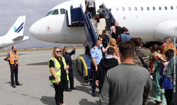 Priština, počelo preseljenje izbeglica iz Avganistana u Veliku Britaniju