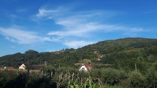 Село Дуб