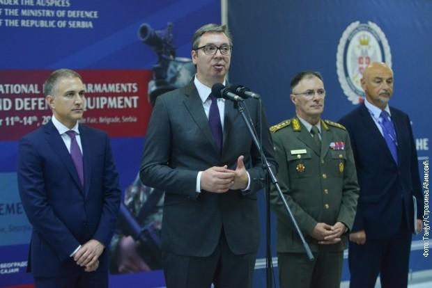 Vučić o energetskoj krizi: Svi smo u velikom problemu
